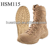DH,mountain climbing tan color scrach resistant special army used desert boots