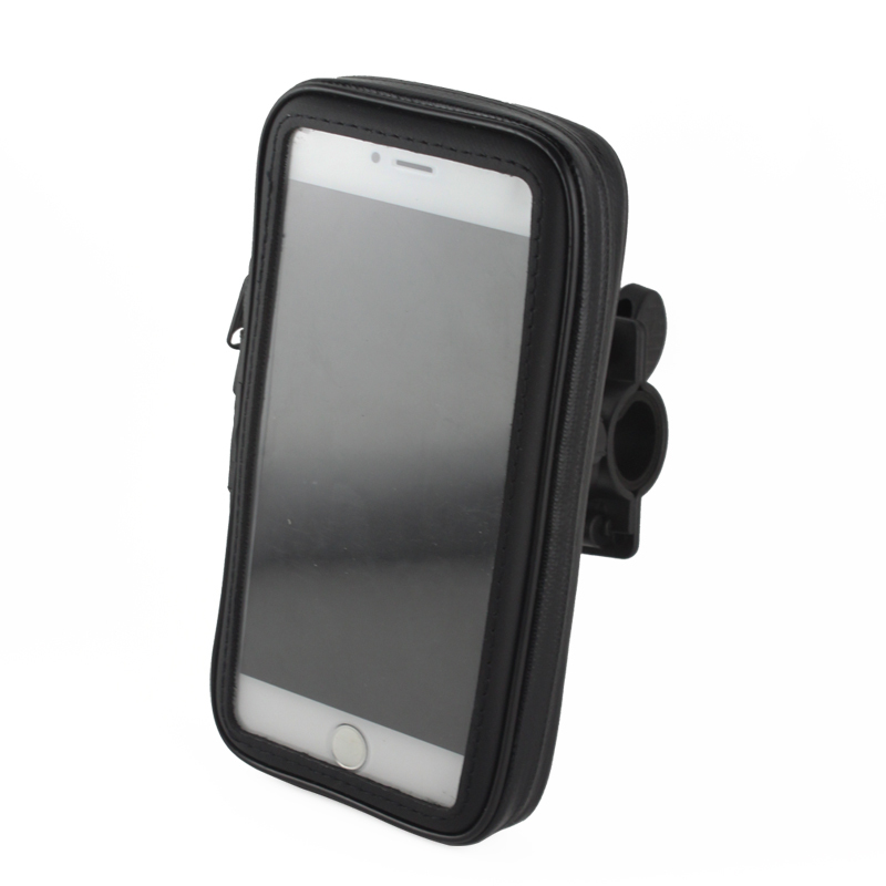 2015 Factory waterproof case bike phone holder for iphone 5S waterproof bag