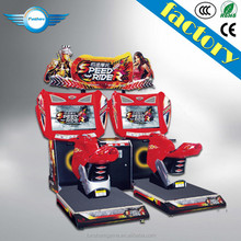 Motorcycle Flame Arcade Game Machine Motorcycle For Sale