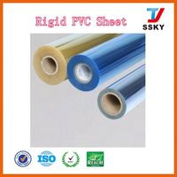 Hot sale hand printing plastic marble patten offset pvc sheet