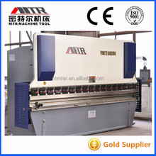 cnc hydraulic press brake/bending machine with very cheap price