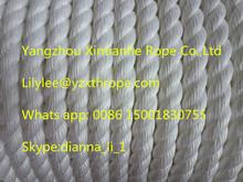 3 Strand polypropylène Mono filament Hawser à vendre