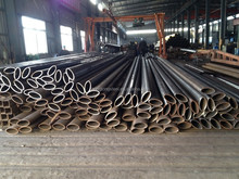 seamless galvanized Carbon oval steel pipe furniture