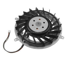 19 Blades Metal Base Cooling Cool Cooler Internal Fan Replacement Repair Parts For PS3