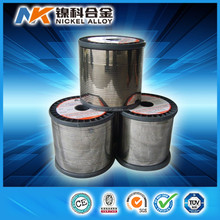 China manufacturer Nickel chrome Ni80cr20 electrical heating ribbon