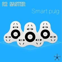 New R2 Smart plug WiFi Phone Wireless Remote Control Smart Socket