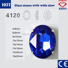 Guangzhou supplier claw stone,Baoyi produce claw stone,claw rhinestone with claw
