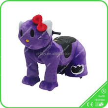 Hello Kitty Battery Operated Ride Animal with Washable Cover