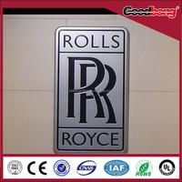 Automobile car Logo type and custom logo emblem design 3D car Emblem