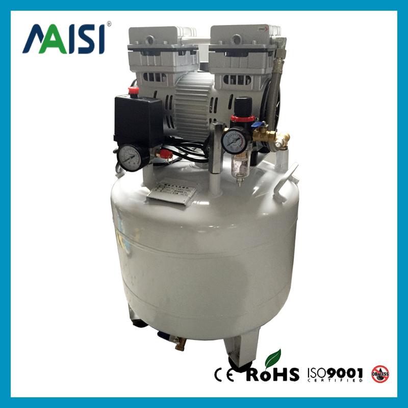 2015 new electric piston air pump mute 220v/110v ac motor vacuum pump