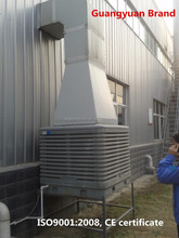 3.0KW, axial, 30000m3/h air volume, 30L water tank, anti-corrosion window evaporative air conditioner/air cooler