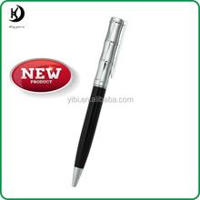 SJB-X118 New design logo printing metal roller pen
