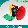 prevent arc IP65 mushroom head button led signal lights