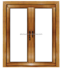 Conpetitive Price French Casement Laminated Glass Window
