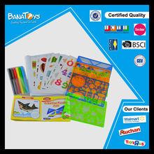divertente giocattoli per bambini con foto album e colore pittura della penna