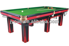 American style Antique Solid wood round dining table cheapest price biliard pool table