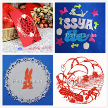 co2 laser cut wedding card with CE Certificate alibaba china product, 2015 hot sale ali express