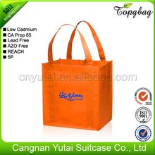 New most popular eco vegetables non-woven bag