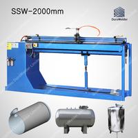 Automatica TIG/MIG recta / longitudinal costura maquina de soldadura