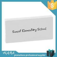 Modern manufacture original school rubber eraser