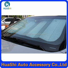 promotional car shades car front glass