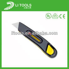 Hot sale cutter knife/knife cutter/safety cutter knife