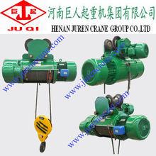 45 ton 60 ton 65 ton 70 ton 75 ton 80 ton wire rope electric hoist