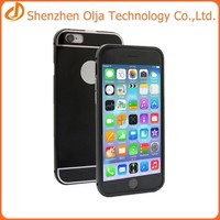 high quality metal cover case for iphone 6 shockproof case for iphone 6 phone cover case for iphone 6