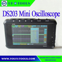 "DSO203 DS203 4 Channel 3"" Digital Oscilloscope Mini Pocket Oscilloscope"