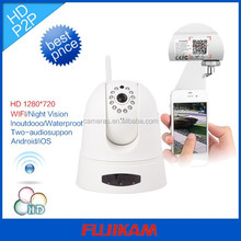Outdoor IP Camera Waterproof 50meters Night Vision 720p hd video record mini camera