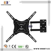 "14""-32"" tvs small adjustable tv bracket for vesa 400x400 lcd tv wall mount"