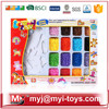 Meiyijia Direct selling plastic toys intellect ironing beads educational tool for hama beads BT-0058A