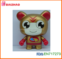new hot promotion custom action figures,3d pvc vinyl toys,make custom injection action figure toy
