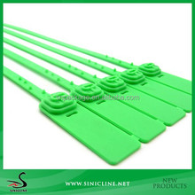 Sinicline Metal Insert Blocking Plastic Security Seal