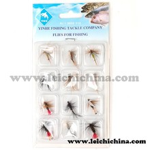 starter angler 12 pc best selected flies economic dry fly selection