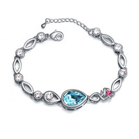 gold bangles models design with big diomand jewelry bracelet