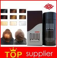 FDA Approved Hair Fiber Fully Hair Building Fibers Product