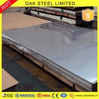 Factory Price Half Copper Steel Sheet 201 Mirror Stainless Steel