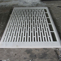 anti-impact and hard suction box cover case for paper machinery,uhmwppe sheet,hdpe board