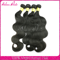 New style beauty products virgin indian hair body wave,100% unprocessed remy human hair extensions