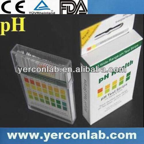Ph papel FDA CE ISO