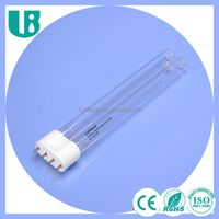 High Ozone 185nm Compact PL UV Lamp for Air Duct 55w 4P RoHs
