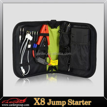 2015 new product 61wH/12V Rechargeable Car jump starter 1300A peak Amps Li-ion emergency jump start car battery booster 12v
