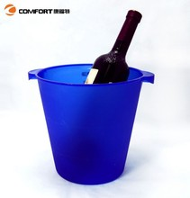 blue small mini 4.5L promotional ice bucket for wine beer