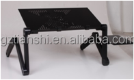Hotsale!!! Latest design mini portable adjustable laptop table foldable laptop table