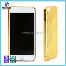 new arrival hot selling milanese TPU phone case for iphone 6s plus