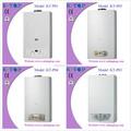 6l a 10l 12l 16l 24l de gas del calentador de agua, géiser de gas
