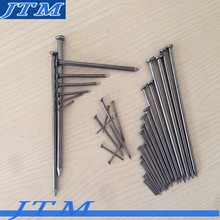 Common nail type iron material common round wire nails