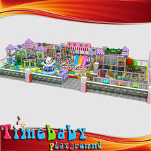 2015 Newest kids indoor playground for sale, children inflatable plastic playhouse