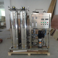 500 liters per hour ro drinking water treatment plant reverse osmosis